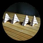Musikinstrument Kotamo für Klang meditation