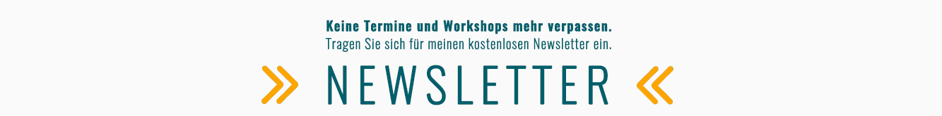 Newsletter - Meditation & Achtsamkeit